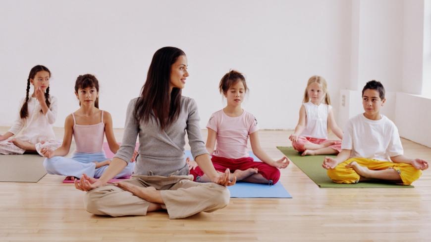 Kids Yoga- Start Date 13th Jan 2020