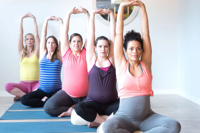 March Pregnancy Yoga-10 Week Option Course- Beginning 21st March